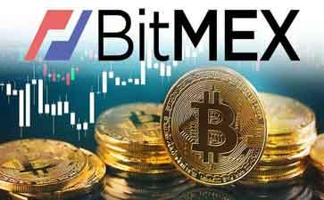 BitMEX交易量
