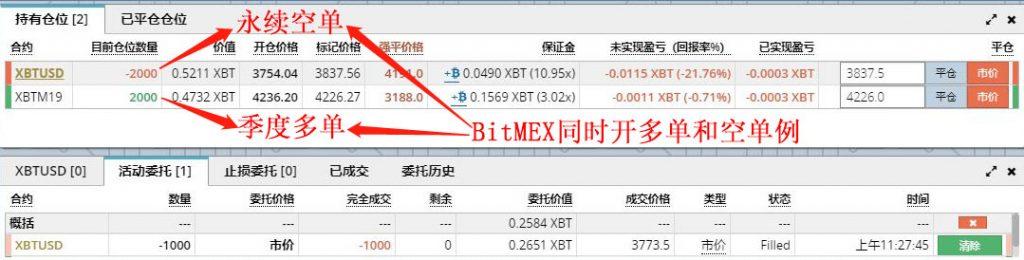 BitMEX官网