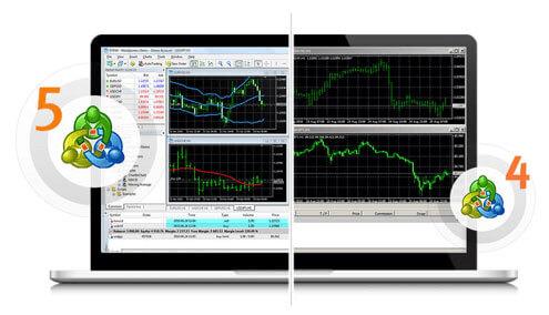 MT4与MT5平台软件差别